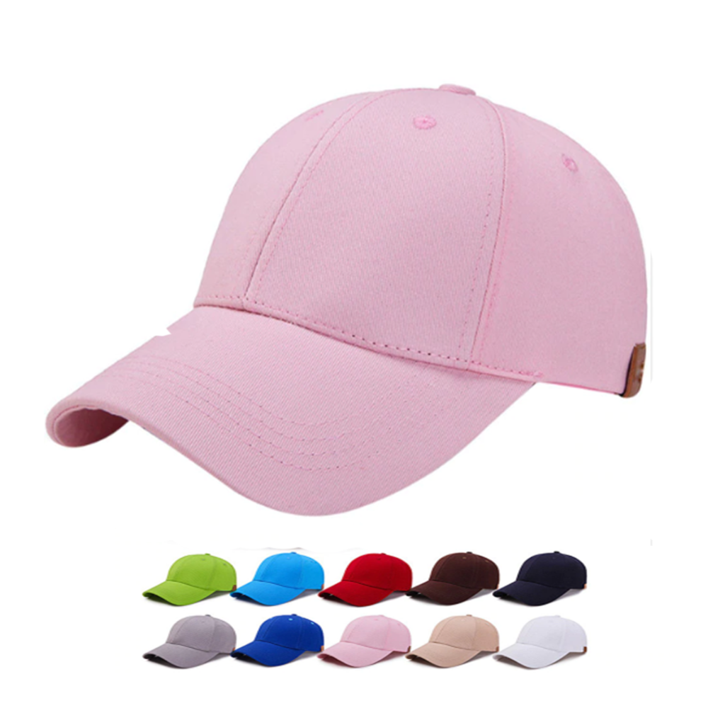 f1b1d7beeddca5 Cotton Classic Baseball Cap for Men Women - Export Town : Exporter ...