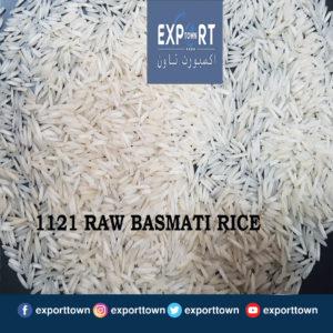 1121 raw basmti rice