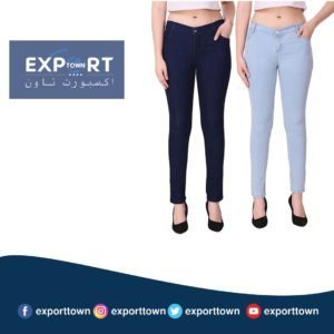 jeans export from india