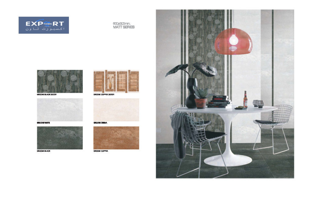 Ceramic Glazed Floor Tiles
