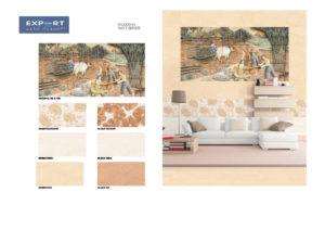 Ceramic Glazed Floor Tiles Exporter