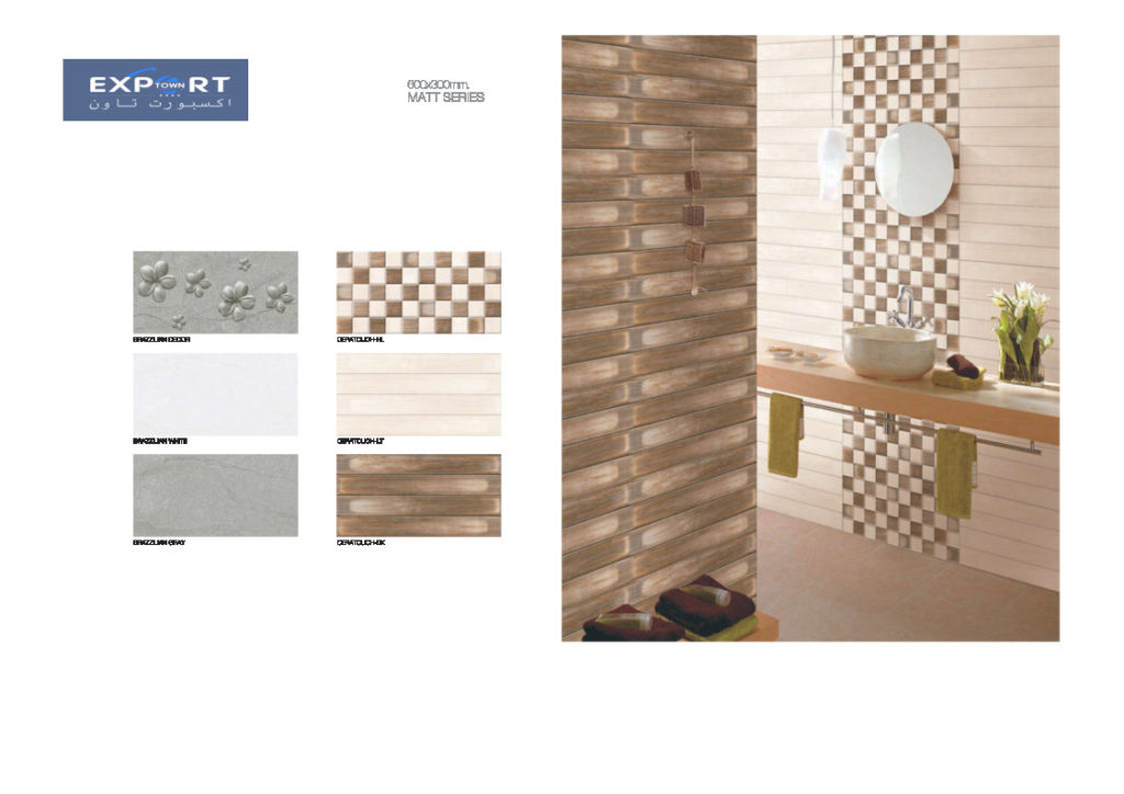 Ceramic Glazed Floor Tiles Exporter