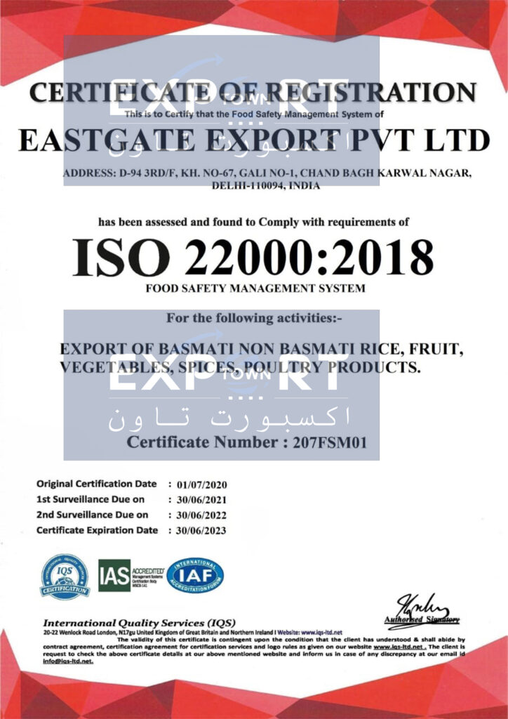 ISO 2200: 2018