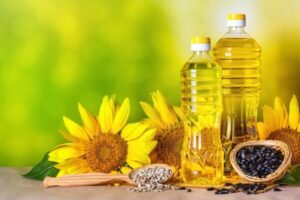 sunflower oil exporter from india